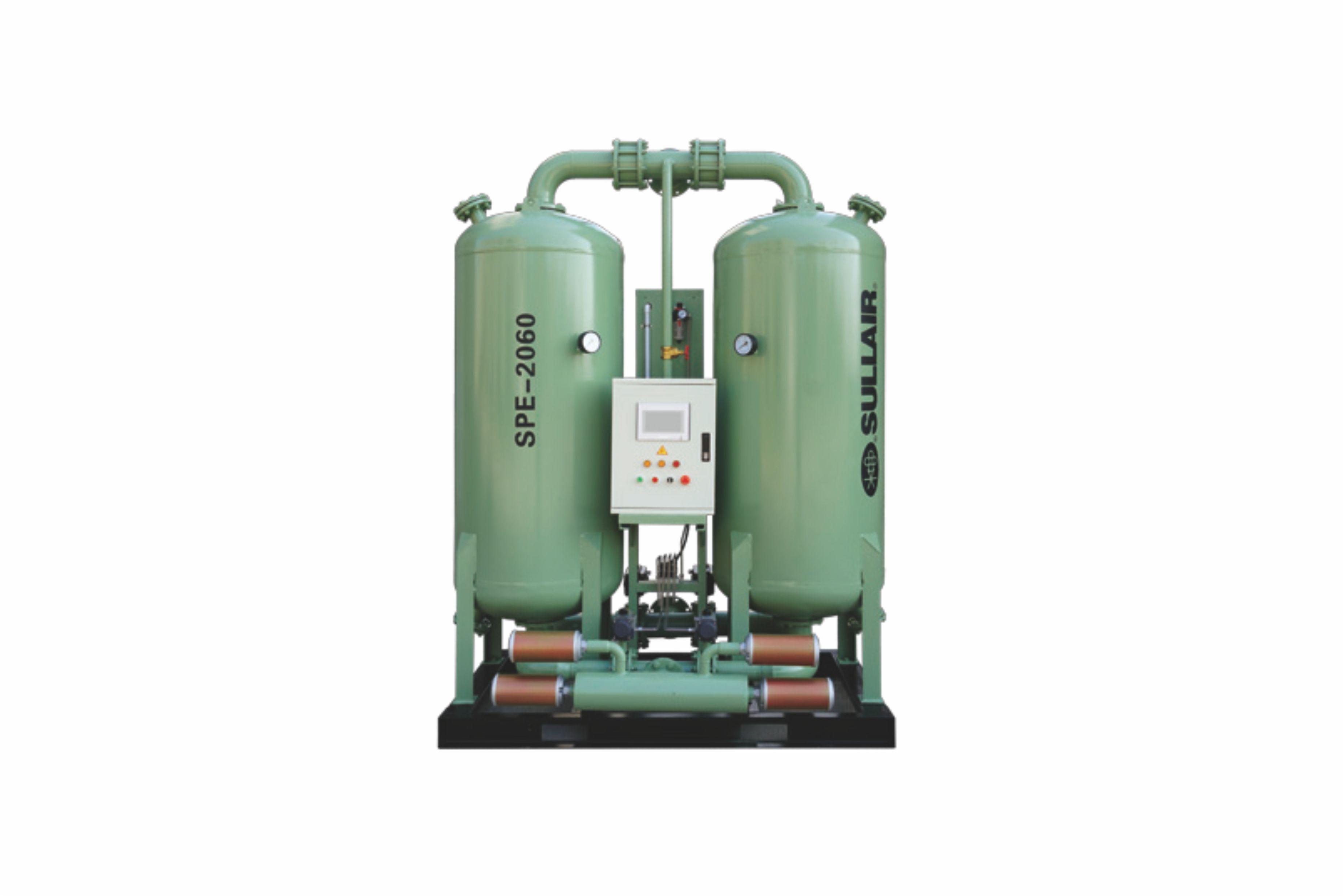 SPR /SPE(無熱/微熱)系列 再生吸附式干燥機