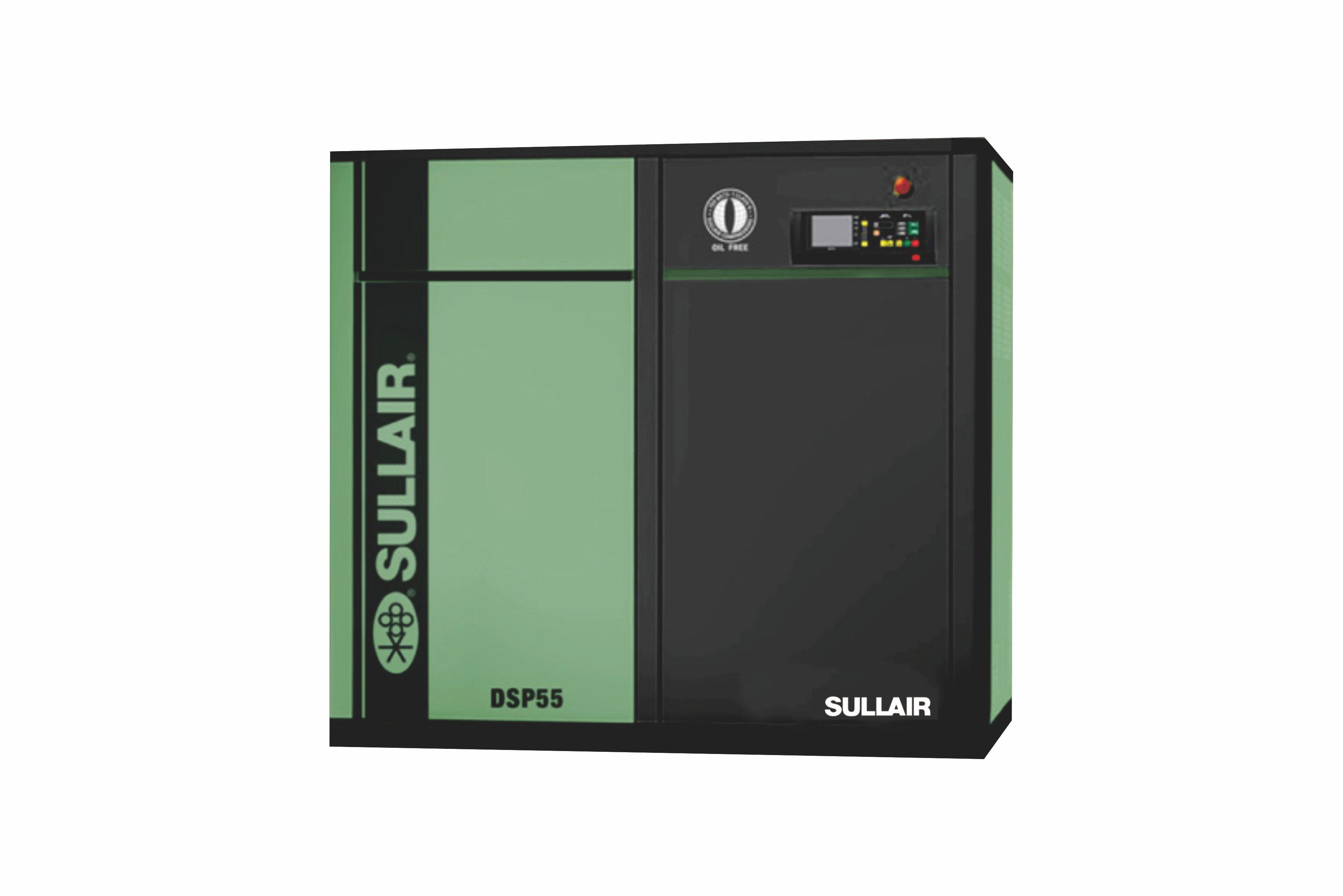 DSP系列干式無油螺桿空氣壓縮機
