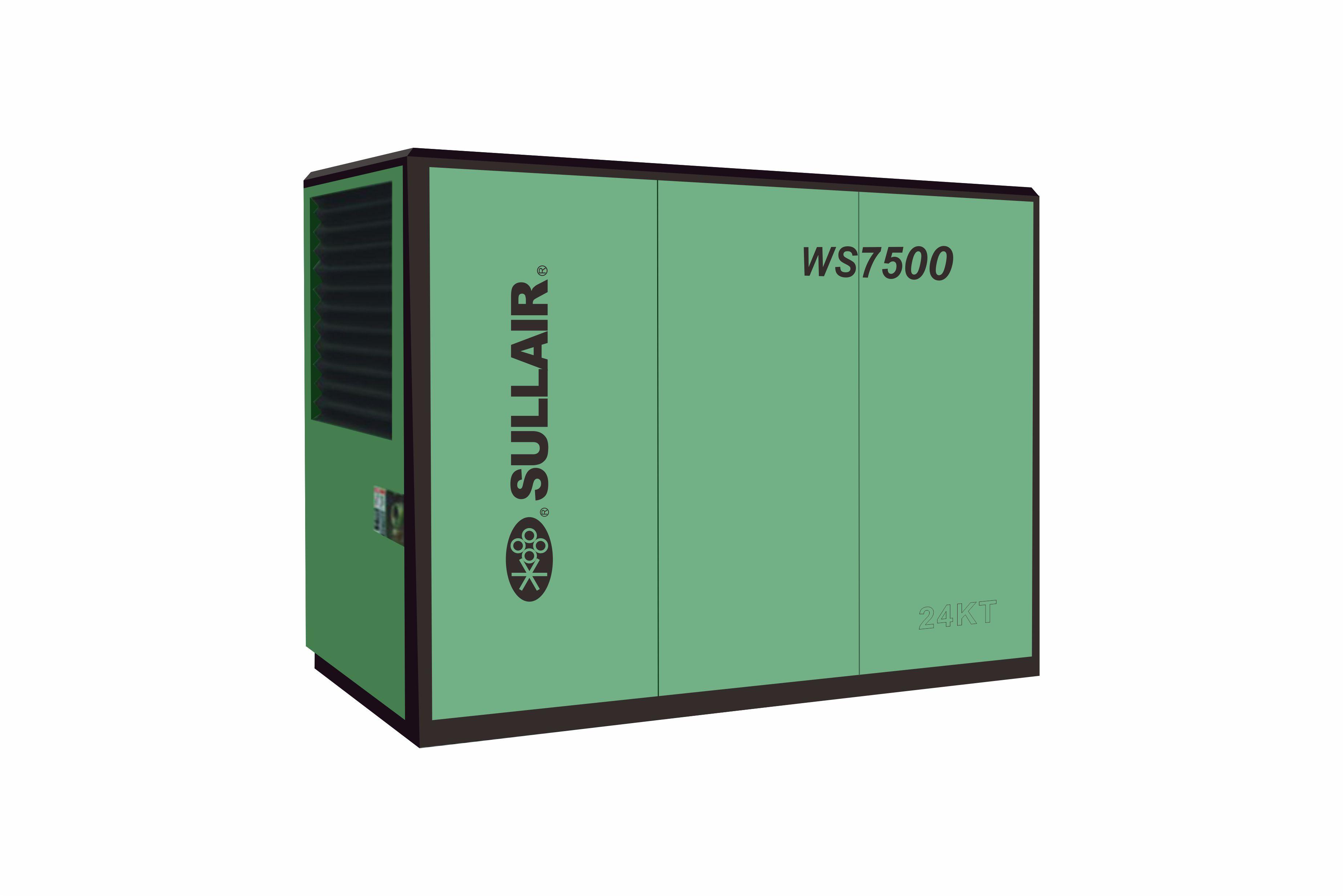 WS18-75 24KT 螺桿式空氣壓縮機